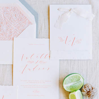 Más de 30 invitaciones de boda con diseños femeninos y muy inspiradores... ¡Perfectas!