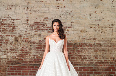 Justin Alexander Signature 2017. O vestido de noiva ideal para o dia mais especial!