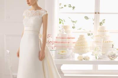 Vestido de noiva com cintura marcada para 2015: veja qual modelo combina com você