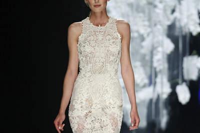 Os mais lindos vestidos de noiva YolanCris 2016: luxo para as noivas