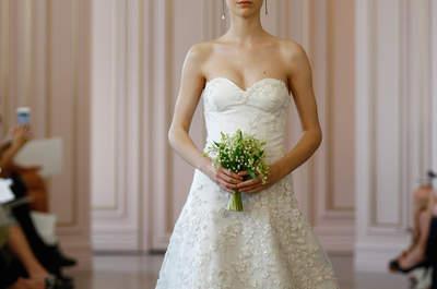New York Bridal Week 2016 Catwalk Highlights