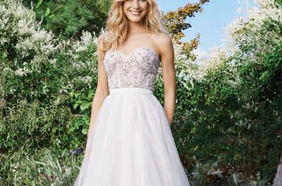 Vestidos de noiva Lillian West 2016 - 2017: variedade de estilos para noivas únicas