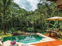 Die besten Hotels für Flitterwochen auf Bali