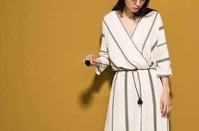 20 kimonos irrésistibles pour un look très tendance en 2016 !