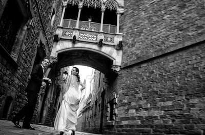 Barcelona, un lugar maravilloso para celebrar tu matrimonio