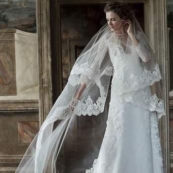 Alberta Ferretti 2016: abiti da sposa di puro romanticismo