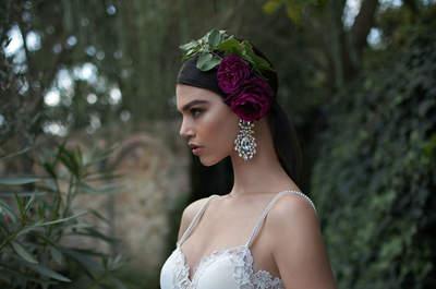 Berta Bridal coleção primavera-verão 2015: sensualidade sem límites