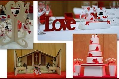 15 Bodas originales creadas por Wedding Planners