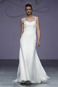 Minimalistic Wedding Dresses for 2016