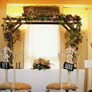Decoración para bodas de otoño, ¡querrás casarte en esta época!