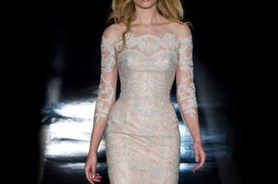 Les plus jolies robes de mariée Reem Acra 2017