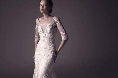 Amare Couture 2016: A bespoke wedding dress line from Casablanca bridal!