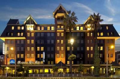Los 10 mejores hoteles para tu matrimonio en Viña del Mar