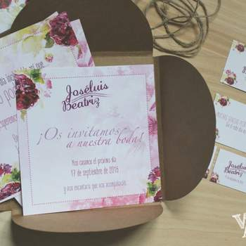 Cartelería para tu boda: ¿cómo combinarla con el lugar de celebración?