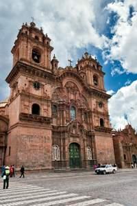 Preciosas iglesias para casarse en el Cusco