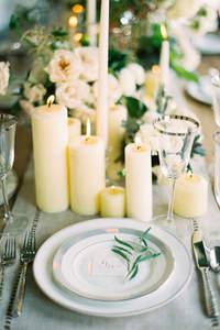 De mooiste verlichting voor je bruiloft