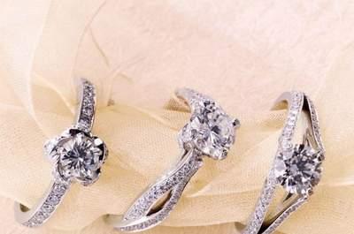10 adresses pour trouver vos alliances de mariage à Paris