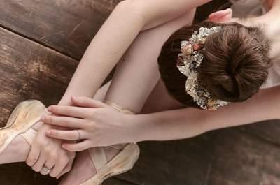 ¡Especial invitada! Las últimas tendencias en tocados para las bodas de primavera
