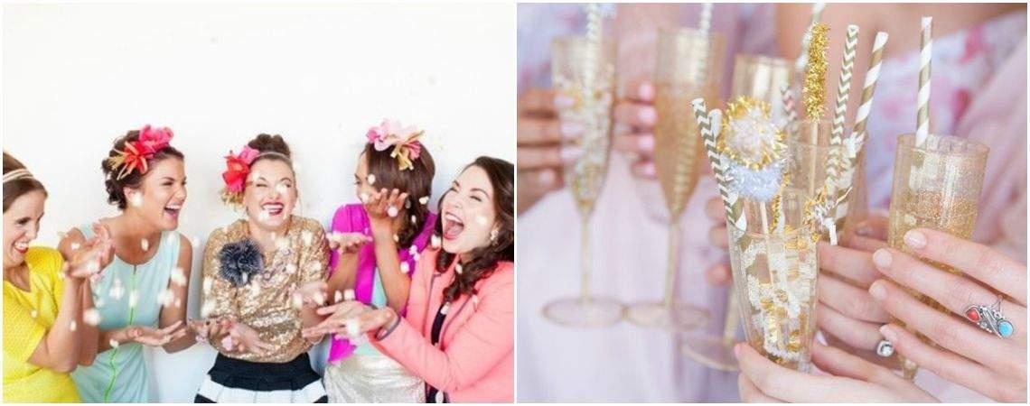 Entdecken Sie die originellsten Ideen für Ihren Junggesellinnenabschied: Sie werden sie lieben!