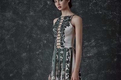 Vestidos de fiesta cortos 2017, ¡descubre diseños llenos de encanto!