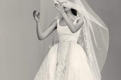 Stunning Elie Saab wedding dresses: 'haute couture' for your wedding day