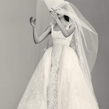 Vestidos de novia Elie Saab: Lo mejor de la alta costura en sus diseños