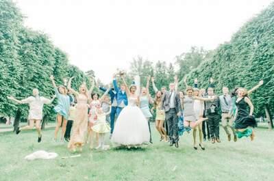 Терапия для жениха: День, когда я обнаружил, что моя семья слишком большая для моей свадьбы!