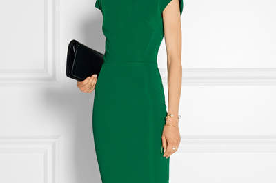 Vestidos de fiesta verdes 2016: elige el color de la esperanza y ¡triunfa!