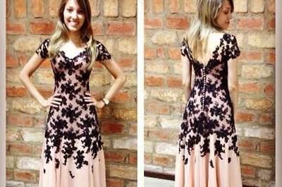 Vestidos de madrinha para 2015: seleção dos mais lindos!