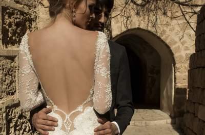 Brautkleider mit tiefem Rückenausschnitt 2016 - Unsere verführerische und elegante Auswahl!