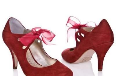 Top 10 mejores zapatos para novias 2013