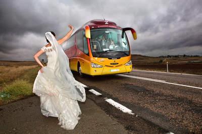 Las fotos de boda más originales