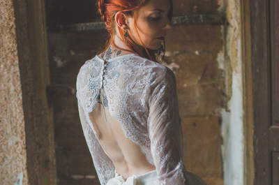 Vous vous mariez en 2016? Laissez-vous inspirer par ce shooting rétro et incroyablement romantique