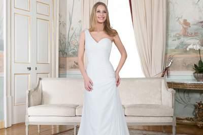Mais de 50 vestidos de noiva para arrasar nesta Primavera-Verão - escolham o vosso!