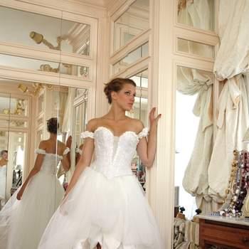 Les 41 robes de mariée les plus sexy pour 2016