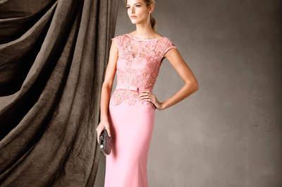Ainda não viu os novos vestidos para madrinhas Pronovias 2017? Escolha o seu favorito!