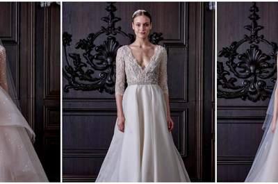 Brautkleider-Kollektion von Monique Lhuillier 2016: Einfach nur guter Geschmack!