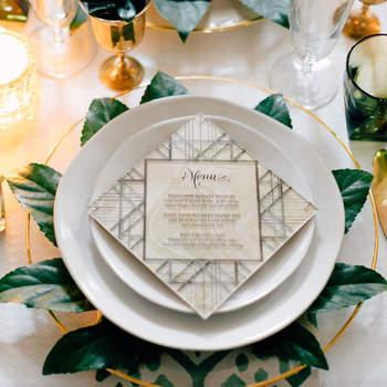 Lista de presentes de casamento perfeitos para usar na casa e no seu grande dia!