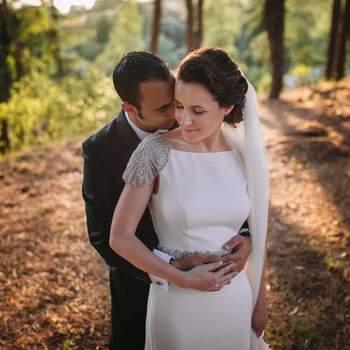 Las fotos de boda más bonitas en invierno: ¡enamórate del frío!