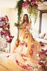 Russenhochzeit der Extraklasse: Wenn das Trendlabel Dolce&Gabbana für das Hochzeitsdesign engagiert wird