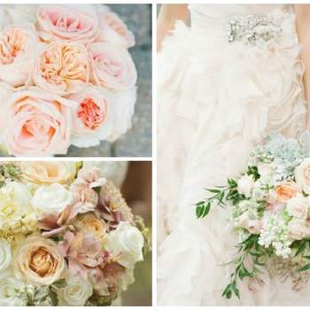 Los 50 ramos de novia más bonitos: elegancia y distinción en tu boda