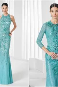 60 vestidos de fiesta Rosa Clará 2016