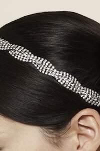 Diademas para tu peinado de novia