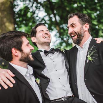 21 glückliche Momente bei deutschen Hochzeiten – Oh Happy Day!