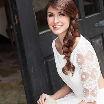 60 prachtige bruidskapsels voor 2017 die je moet zien!