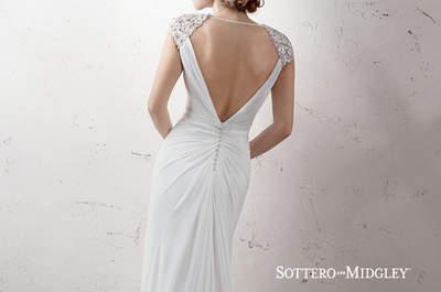 Sottero & Midgley Platinum 2015: vestidos de novia exclusivos y únicos