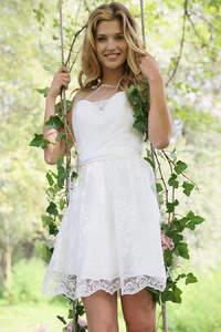 Los 83 vestidos de novia más sexy para 2015