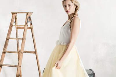 30 vestidos de novia originales y diferentes: ¡Atrévete a lucirlos!