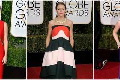 Globos de Oro 2016: los 25 diseños más impactantes de la alfombra roja