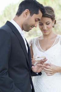 Frases de amor para los aros de boda